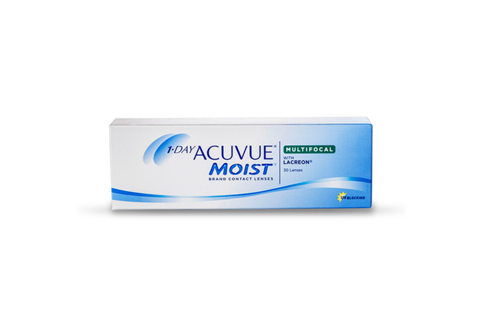 1-DAY ACUVUE® MOIST MULTIFOCAL 30PCS
