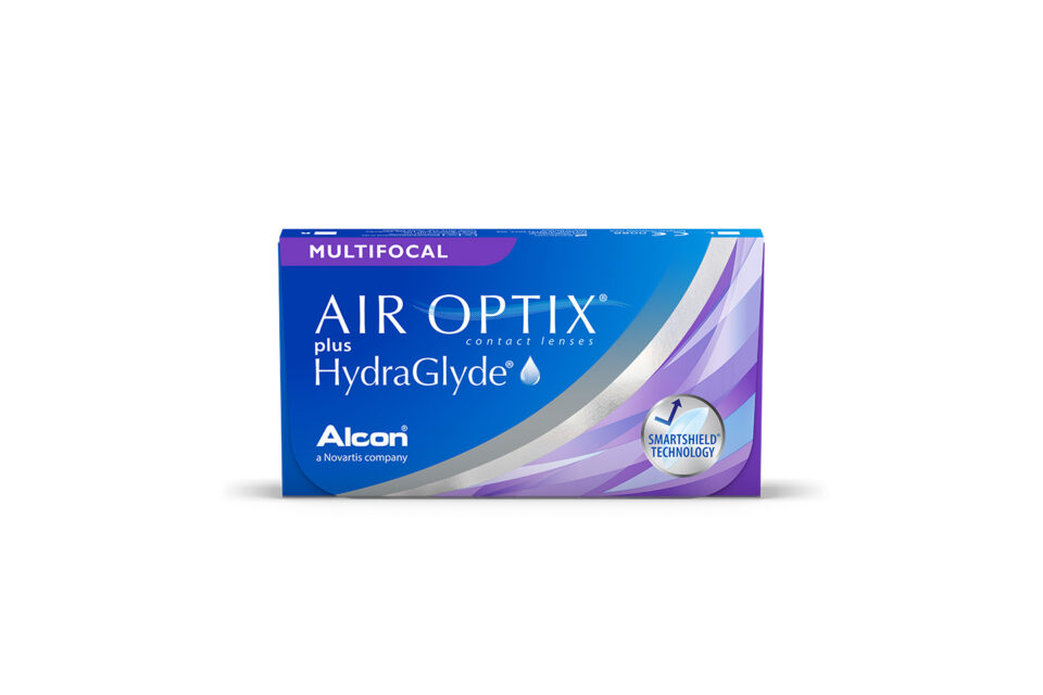 AIR OPTIX PLUS HYDRAGLYDE MULTIFOCAL 3PCS