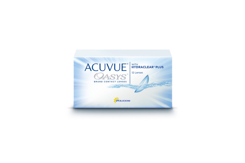 ACUVUE OASYS® με Τεχνολογία HYDRACLEAR PLUS 24PCS