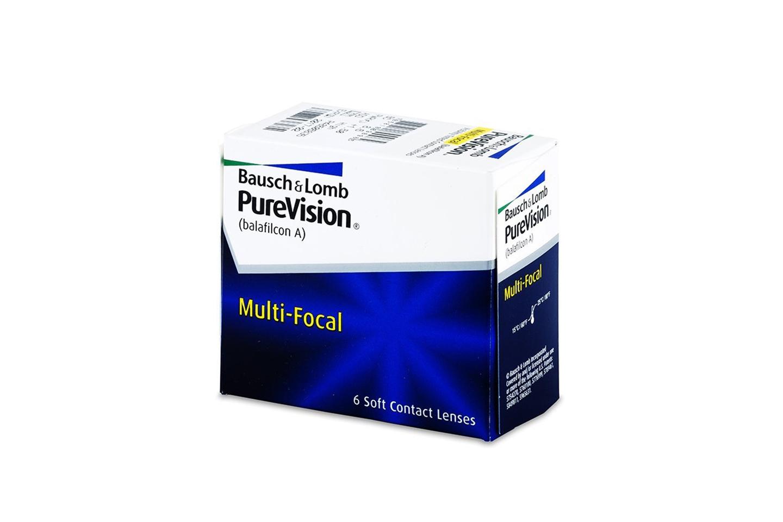 PUREVISION MULTI-FOCAL 6PCS